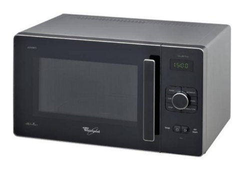 Whirlpool GT 285 SL Forno Microonde, 25 litri, 700 W, Argento