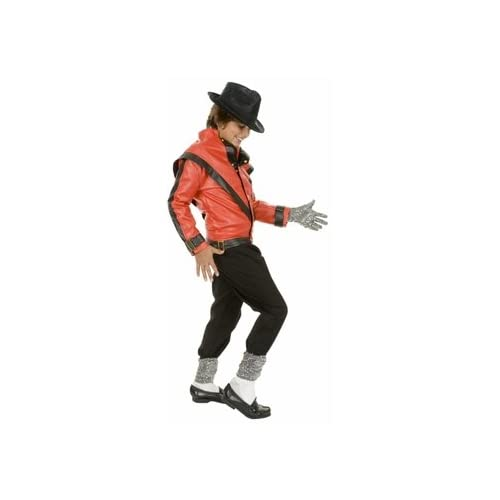 Childs Michael Jackson Thriller Costume Jacket (MD)