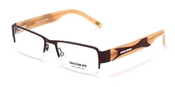 Skechers Men's Designer Glasses SK 3003 SBRN