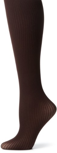 Capezio New York Women's Rib Opaque Over the Knee Sock