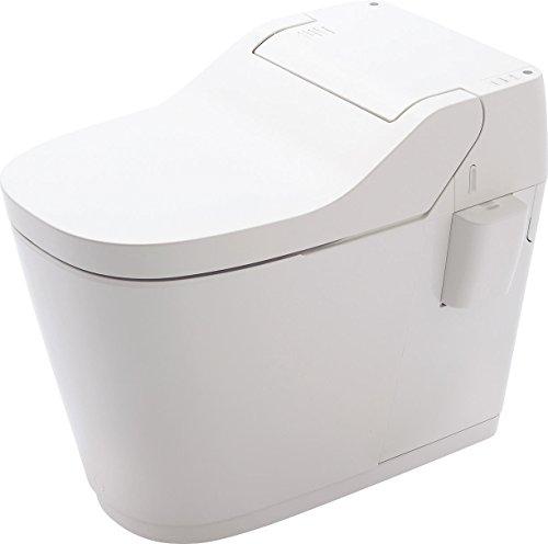 パナソニック 全自動おそうじトイレ アラウーノS? ホワイト 床排水 標準タイプ 便器+配管セット タンクレス 節水型 XCH1401WS (CH1401WS+CH140F)