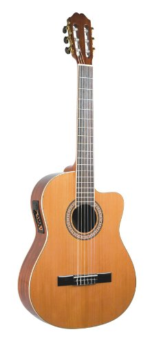 Antonio Hermosa AH-50 Classical Acoustic-Electric Review ...