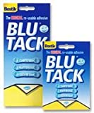 BOSTIK BLU-TACK ECONOMY PACK 110G Price For 1 Each