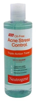 Neutrogena Acne Stress Control Triple Action Toner 8oz