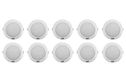 Imperial-10-Watt-Led-Down-Light,-Warm-White-(Pack-of-10)