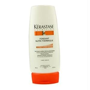 Kerastase Nutritive Fondant Nutri-Thermique Thermo-Reactive Intensive Nutrition Conditioner ( For Very Dry and Sensitised Hair ) - 200ml/6.8oz