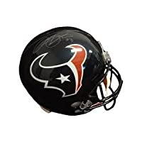 Arian Foster Houston Texans Signed Autographed Mini Helmet Authentic Certified Coa