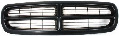 Evan-Fischer EVA17772011888 Grille Assembly Grill Plastic shell and insert Black