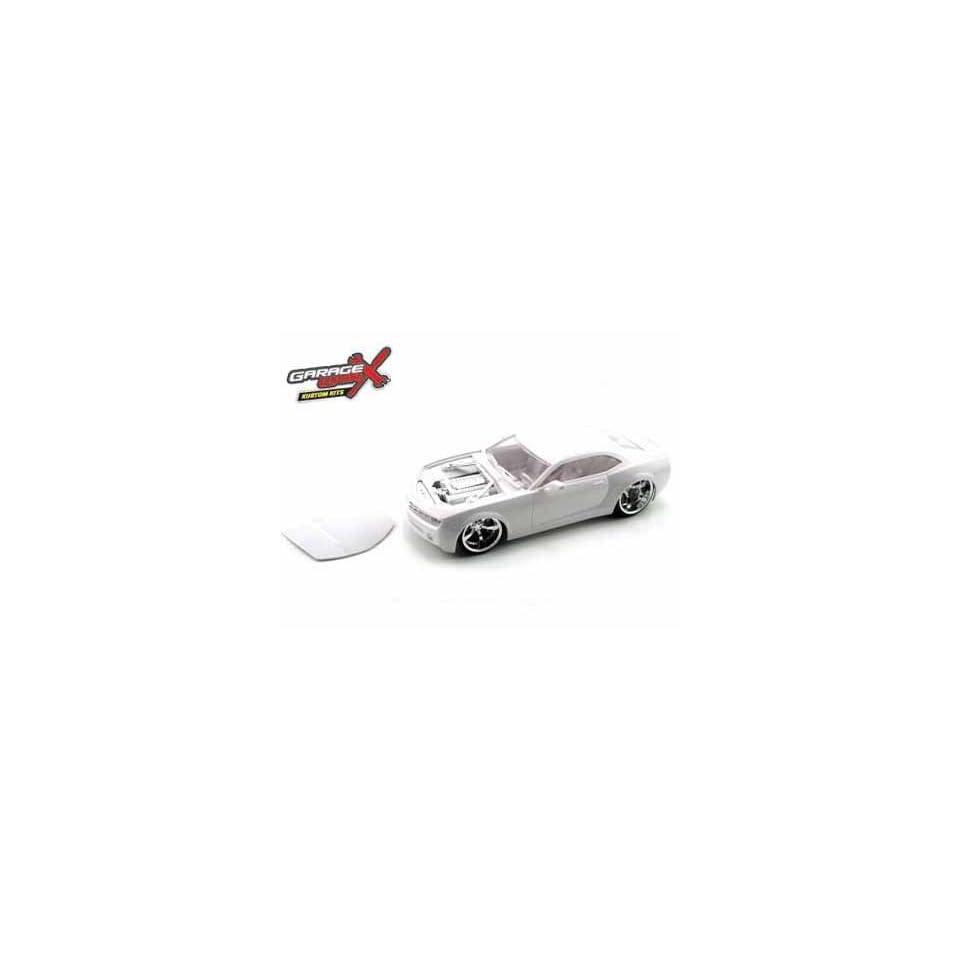 2006 Chevy Camaro Concept Plastic Model Kit 1/24 Toys