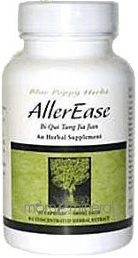 Aller Ease 60 Capsules by Blue Poppy