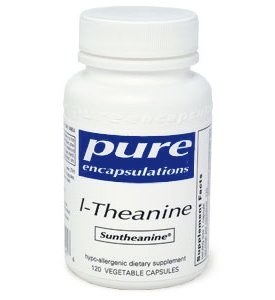 L-Theanine 120C By Pure Encapsulations