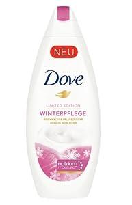 3x Dove Crème de Douche Hiver soins par 250ml