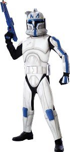 Clonetrooper Rex Deluxe Child Costume Size Small