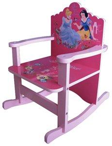 Disney Princess Children's Rocking Chair