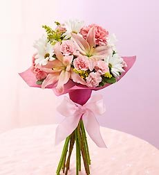 Flowers by 1800Flowers - Handtied Bouquet - Small
