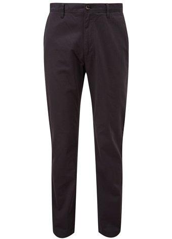 Austin Reed Slim Fit Grey Peached Twill Trouser REGULAR MENS 32