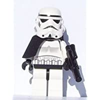 Sandtrooper w/ Pauldron & Re-breather LEGO Star Wars Minifigure