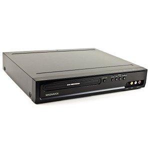 Magnavox ZC320MW8B Progressive Scan DVD±RW Recorder w/Line-in Recording (Manufacturer Refurbished)