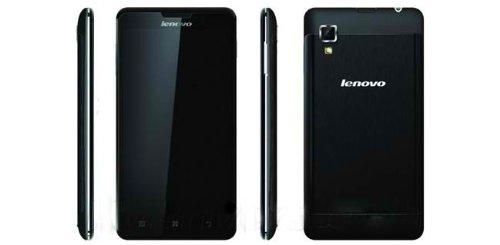 Lenovo P780 1.2Ghz Quad Core Android 4.2 5.0 Inch Hd 3G Wcdma 8.0Mp 4000Mah Dual Sim Smartphone