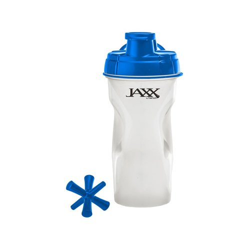 Jaxx Shaker Bottle Blue 28 Ounces
