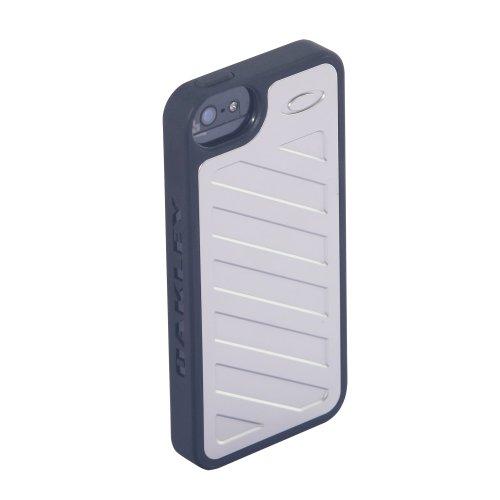 Oakley オークリーハザードケース シルバー iPhone 5 並行輸入品
