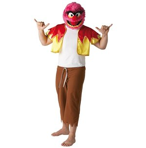 Disney Muppets Animal Costume - Two Sizes for Adults