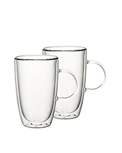 Villeroy & Boch Set of 2 Artesano Extra Large 15.2-Oz. Hot Beverage Cups