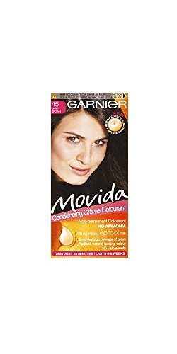 Tinta Per Capelli Colorazione Semi Permanente Movida N 45 Castano Scuro