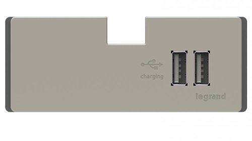 Legrand Usb Outlet Module Apusb2Tm4