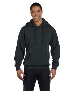 9 Oz. Organic/Recycled Pullover Hood front-1014629
