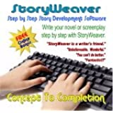 StoryWeaver Writing Software - Write Your Novel Step By Step