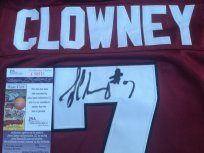 Jadeveon Clowney signed South Carolina USC Gamecocks red jersey JSA COA