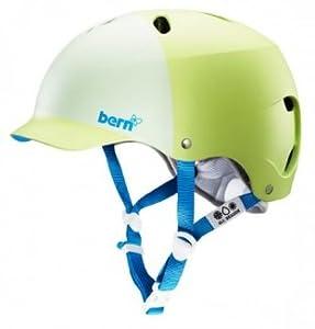 Bern Women's Lenox H2O Helmet-Matte Lime-M
