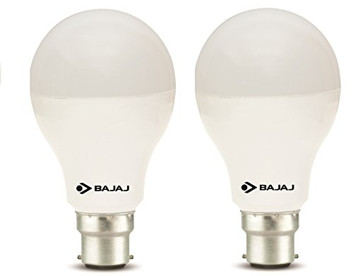 12W LED Bulb (Cool Day Light, Pack of 2)