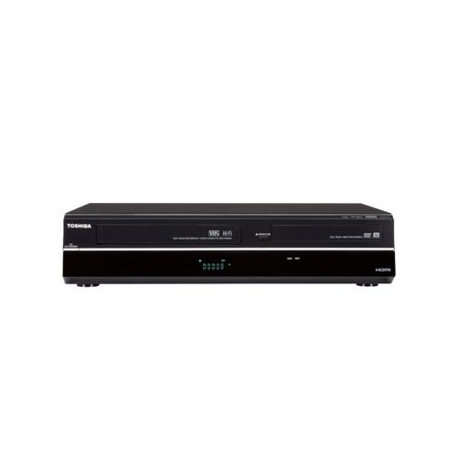 Pc Wholesale DVR620KUB 3rd Party-refurbished Toshiba Dvr620 Dvd/vcr-player/recorder W/ 1080p Upconversi