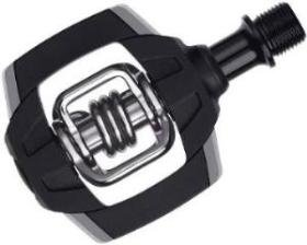 Crank Brothers Smarty Pedals, Black with Color mixer