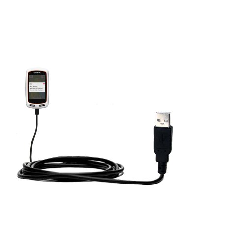 Classic Straight Usb Cable Suitable For The Garmin Approach G7 With Power Hot Sync And Charge Capabilities - Uses Gomadic Tipexchange Technology