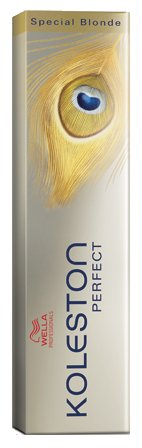 koleston 12/1 ash blonde hair dye color