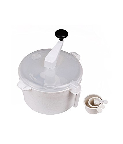 Okayji Annapurna Atta Ata Dough Maker Machine with Free Measuring Cups available at Amazon for Rs.200