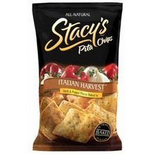Stacy's Pita Chips Italian Harvest Pita Chips, 7.33 oz