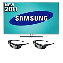 "Samsung UN60D6400 60"" Ultra Thin LED 3D HDT Bundle"