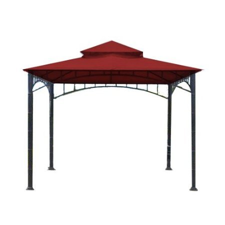 Replacement Canopy for Target Madaga Gazebo - RipLock 350 - CINNABAR (Target Madaga Gazebo compare prices)