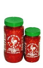 Huy Fong Sriracha Garlic Hot Sauce 17 Fl Oz from AmericanSpice.com