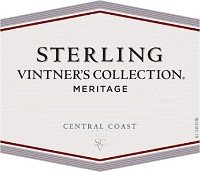 Sterling Svr Reserve 1995 750Ml
