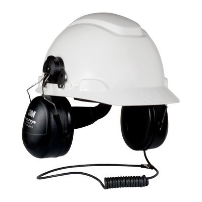 Peltor Listen Only Hardhat Clip-In Model Htm79P3E-03