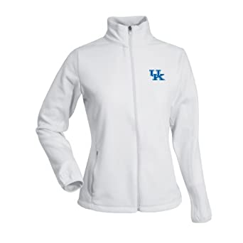 NCAA Kentucky Wildcats Sleet Polar Fleece Ladies by Antigua