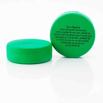 Round TUIT Stress Product - pack of 2