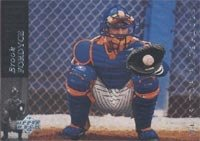 Brook Fordyce Norfolk Tides - Mets Affiliate 1994 Upper Deck Top Prospects... by Hall of Fame Memorabilia