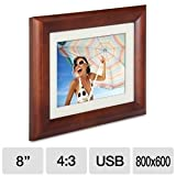 GiiNii Digital Photo Frame - GH-8DNM