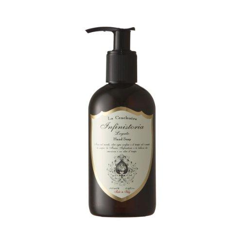 インフィニストリア チェネレントラシリーズシリーズ Legato Hand SOAP 250 ml